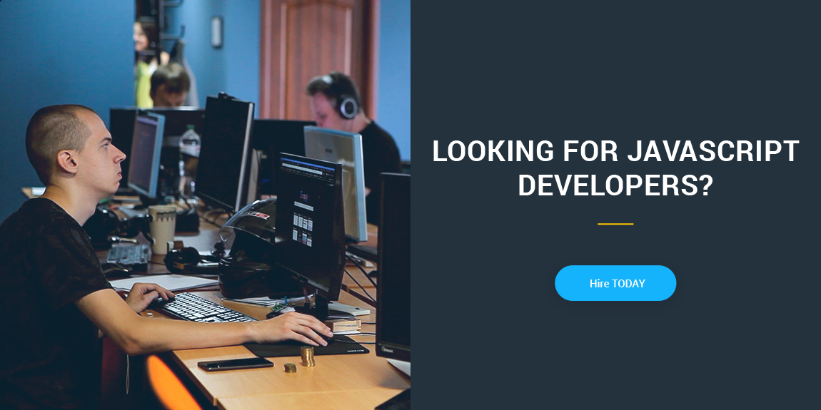 JS Developers for hire in Europe