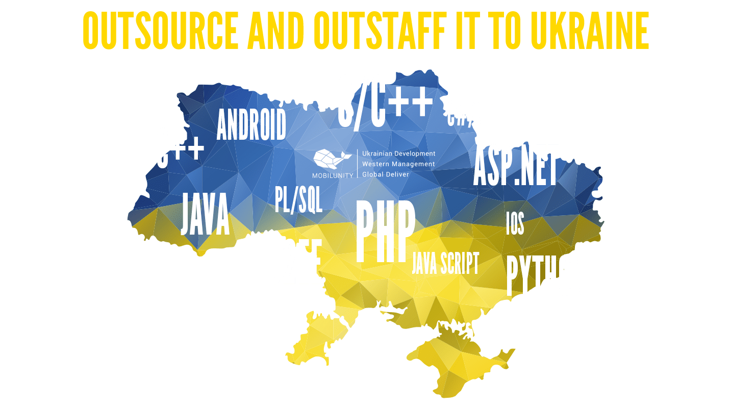 Outsource and Outstaff IT to Ukraine and hire developers for Your Project