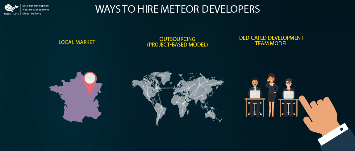 Ways to hire Meteor developers