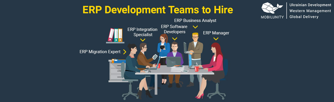 erp development team for hire