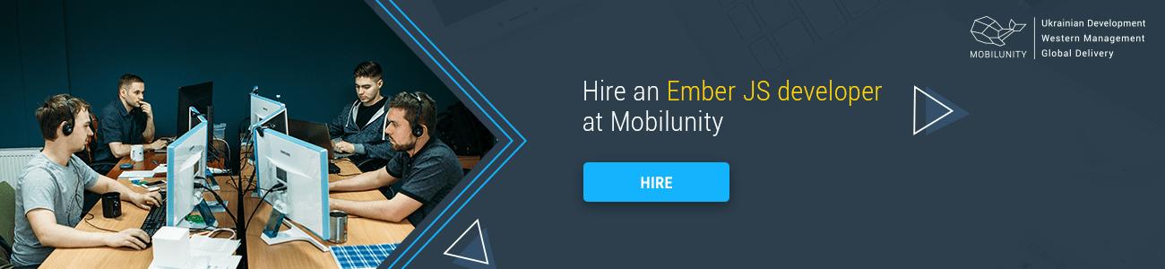 hire ember js developer