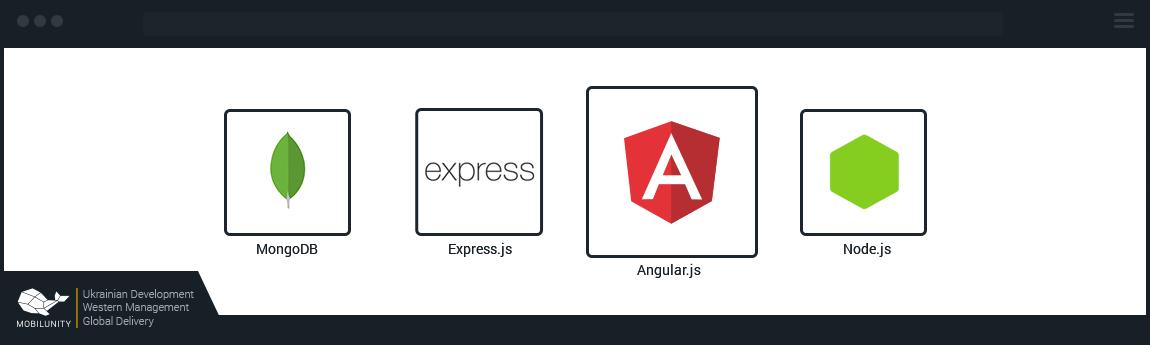 mean mongodb express angularjs node