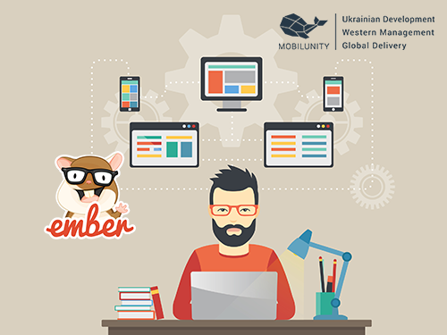 what is the salary of ember js developer