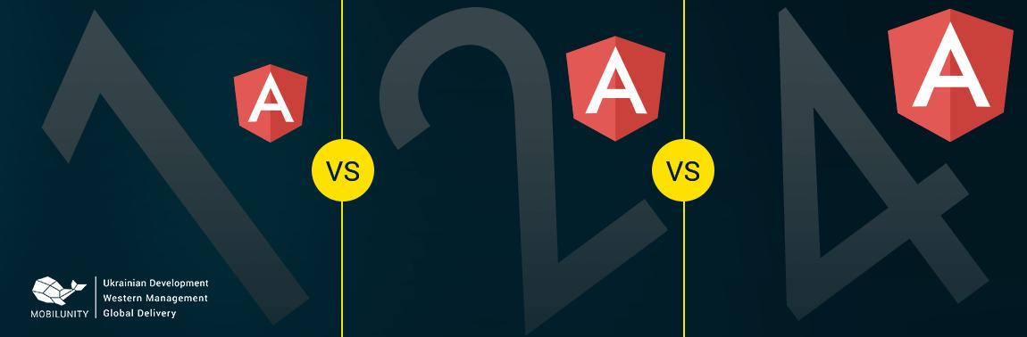 Angular vs Angular 4 vs Angular 2 developers