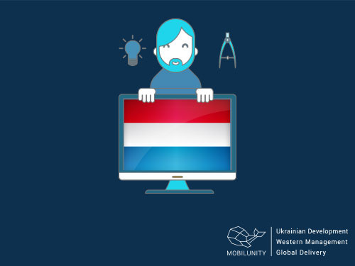 Luxembourg developer for hire or Ukrainian ones