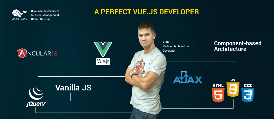 a perfect vue js developer