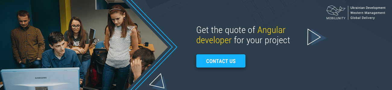 ask about angular developer rate for your project