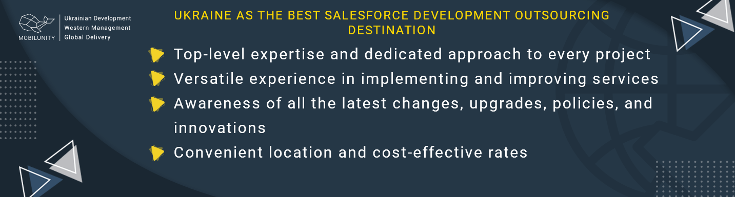 benefits of hiring salesforce contractor in Ukraine