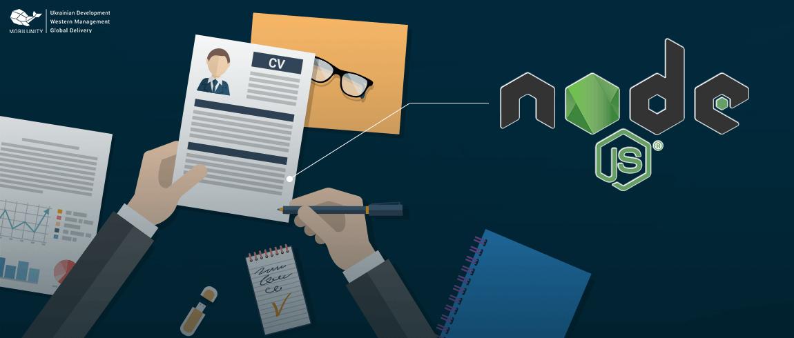 hire Node JS developer and request their CVs