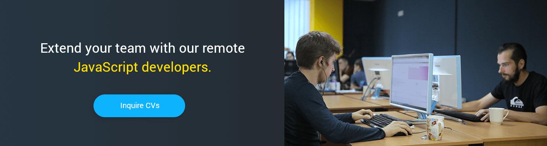 hire Node developer with JavaScript skills
