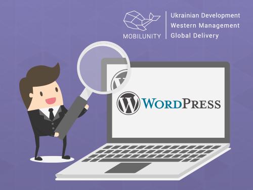 hire WordPress developers in Ukraine at low rates