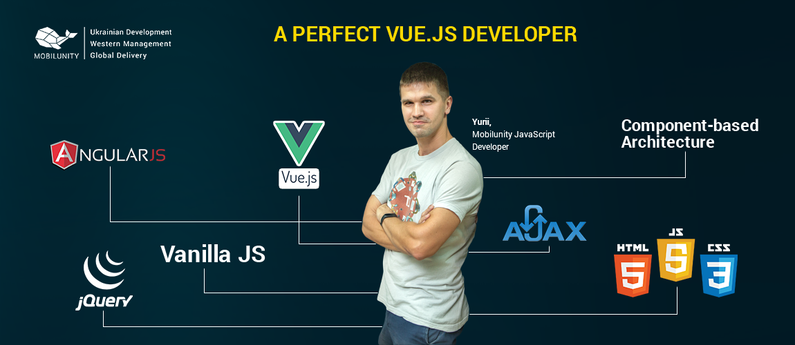 remote dedicated vue.js developer