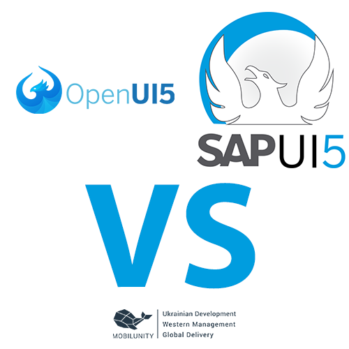 sapui5 vs openui5 coders for hire