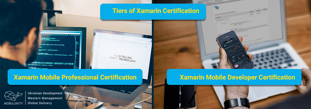 tires of xamarin certified developer
