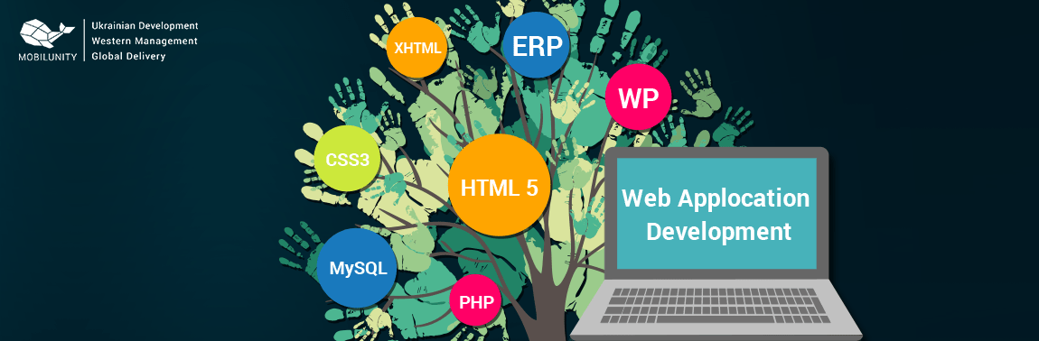 web app programmers technologies