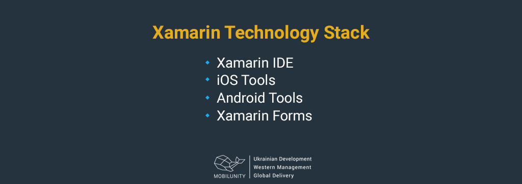 xamarin cross platform development