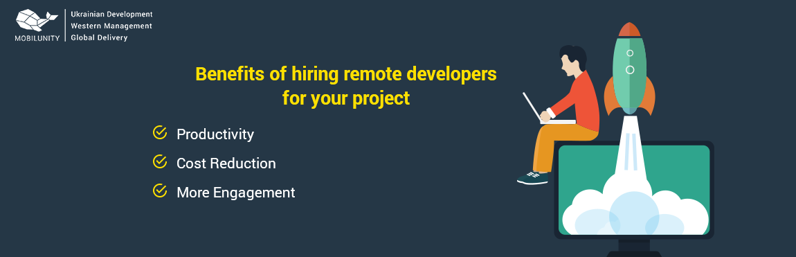 Benefits of a Remote Development Team in Your Project