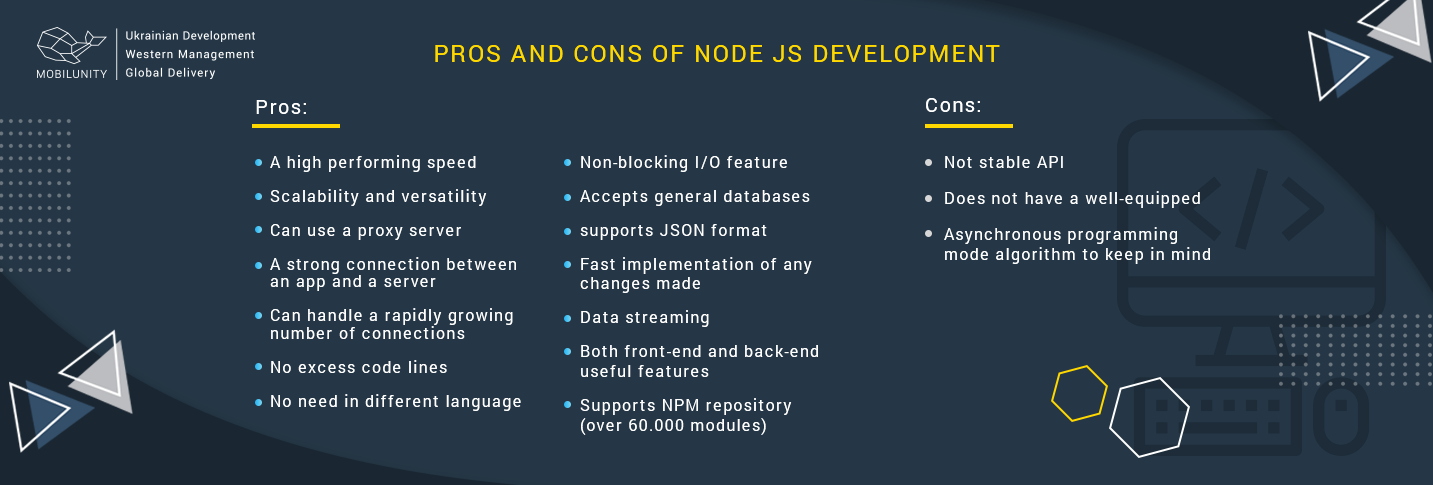 Pros and Cons of node engineering