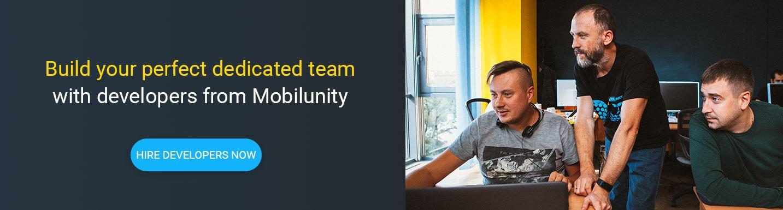 hire dedicated development teams