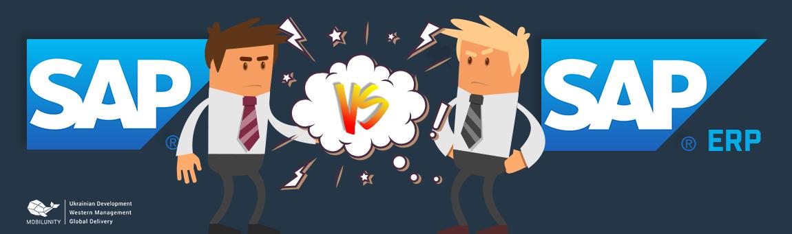erp consultant vs sap consultant