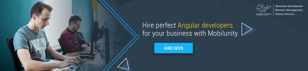 hire angularjs developer with Mobilunity