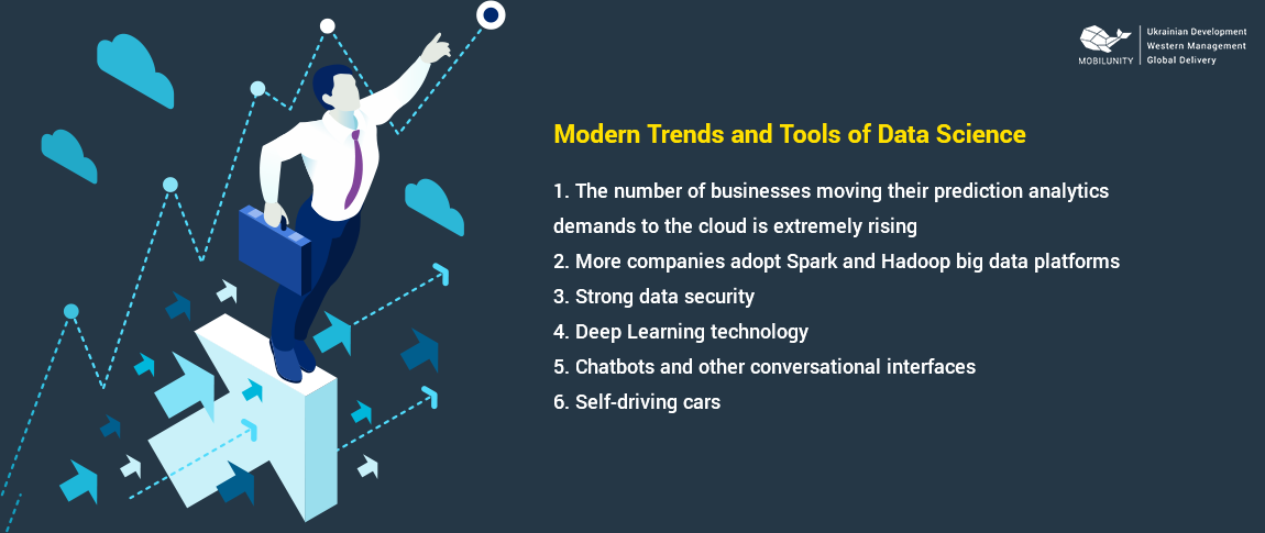 modern trends data scientist should know