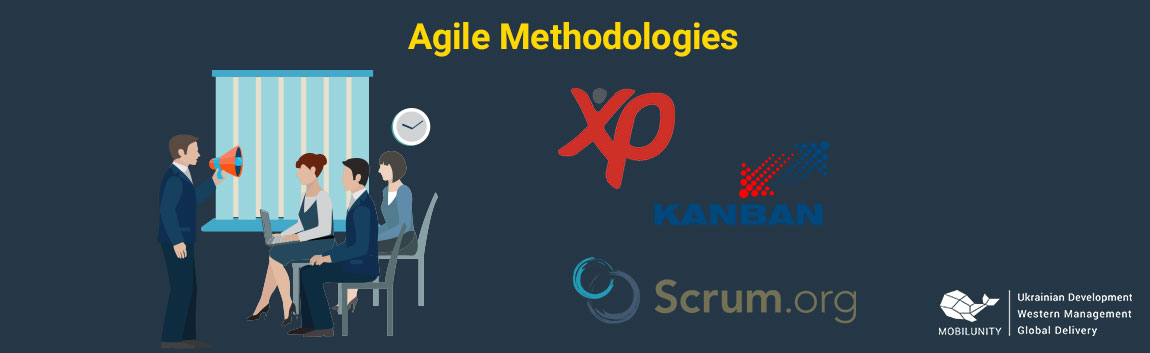 what methodologies agile development teams use