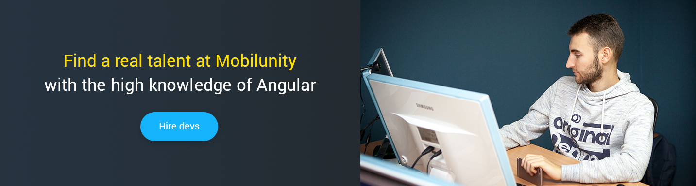 find angularjs developer at mobilunity