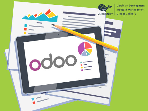 odoo integration with any website