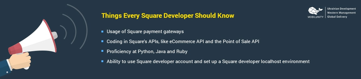 things square developers should know