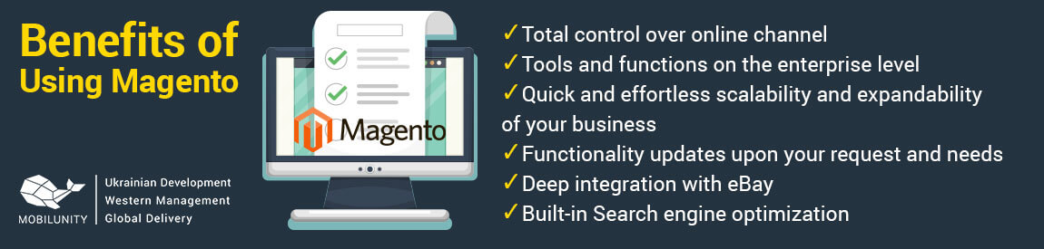 benefits of magento odoo