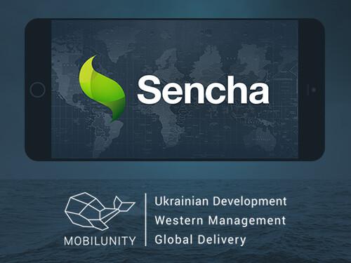 mobile developer sencha