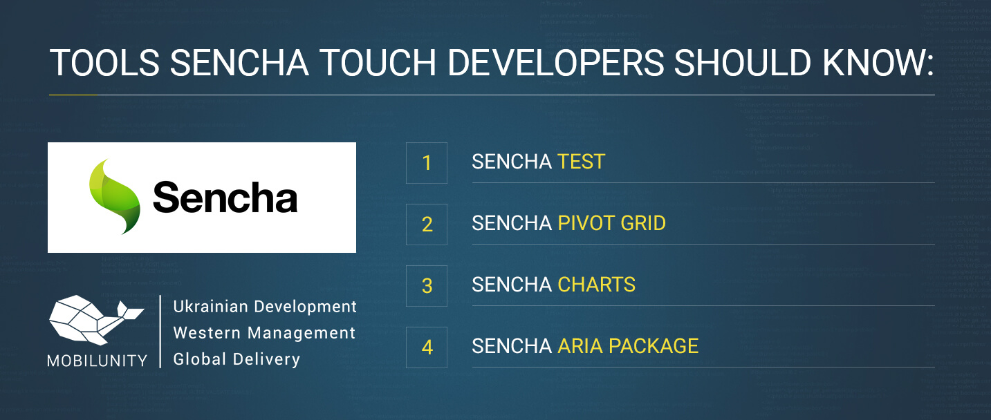 tools sencha developer should know