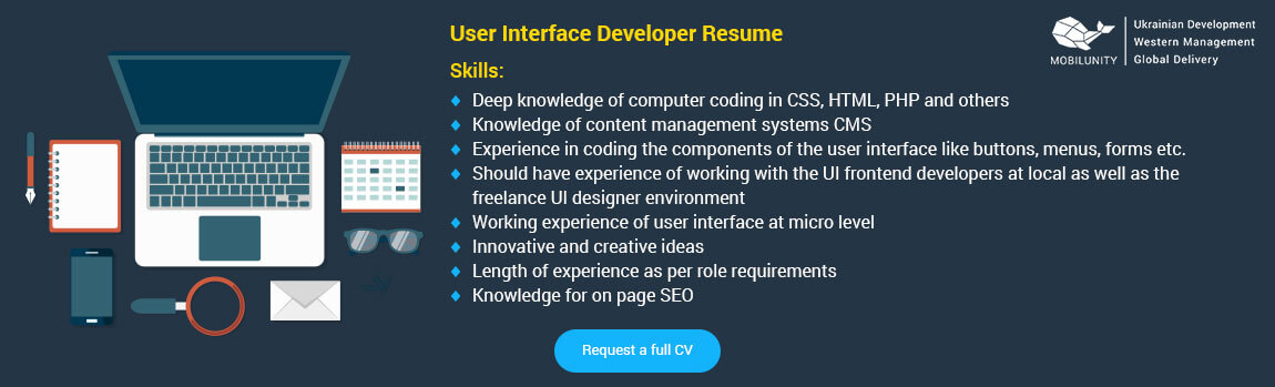 Ui Ux Developer >> Ui Developer Or Frontend Developer Whom To Hire Mobilunity