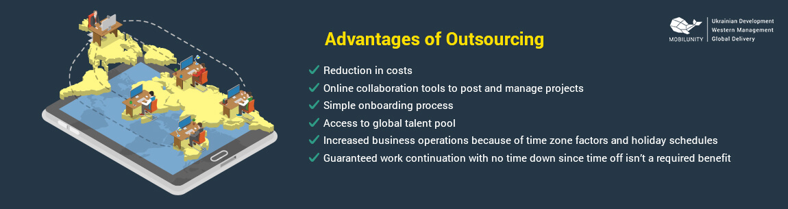 benefits of insourcing versus outsourcing