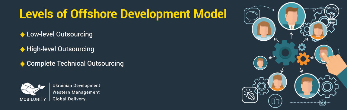 Levels of Offshore Development Model