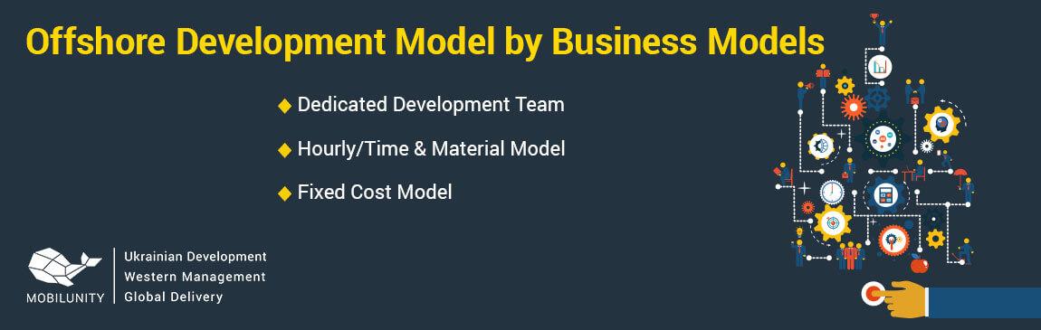 Offshore Development Model by Business Models