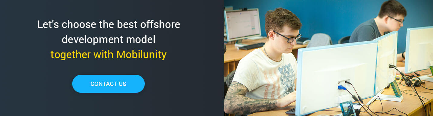 hire offshore staff at Mobilunity