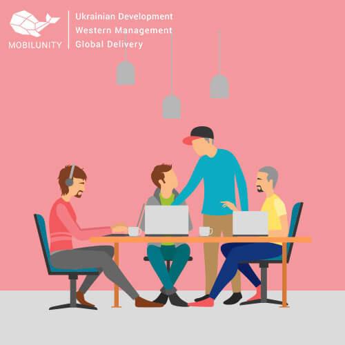 agile offshore development