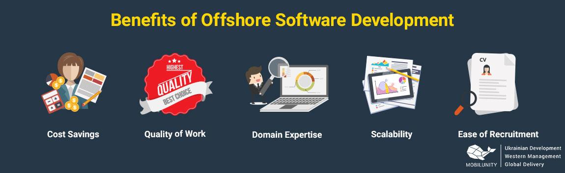 benefits of hiring offshore developers