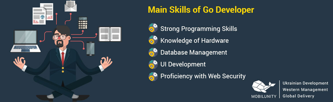 main skills of go programmer