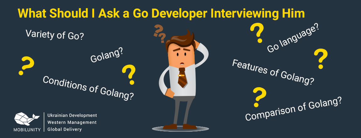 questions to ask go development team
