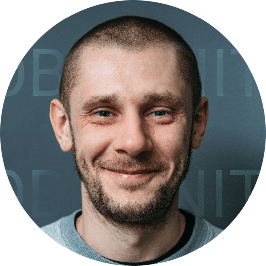 Angular developer Anton