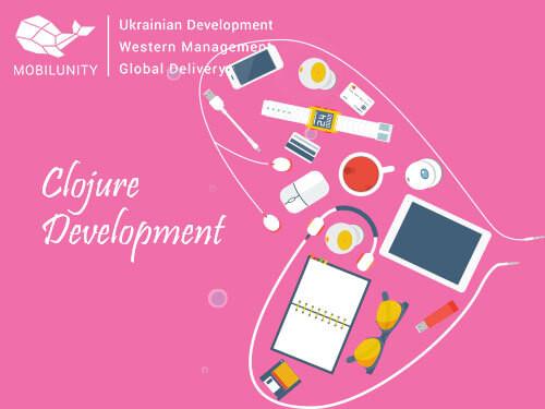clojure web development