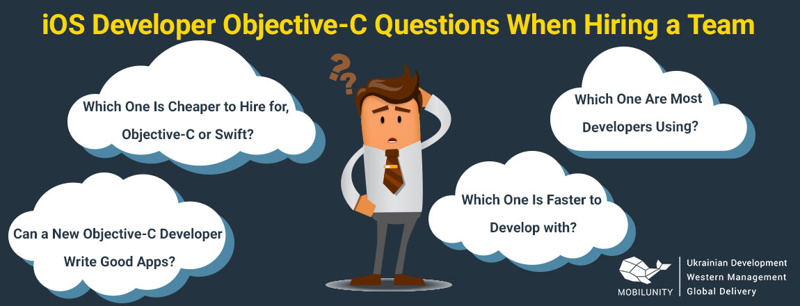 questionsto ask hiring Objective c team