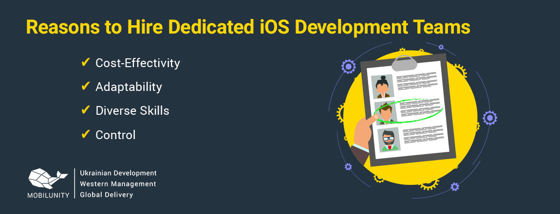 reasons to hire ios development team