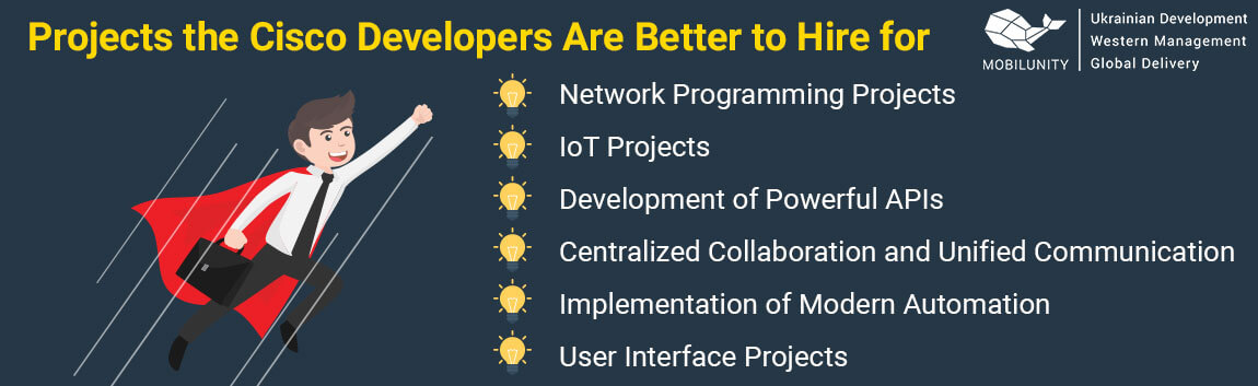 the best cisco spark projects for developers