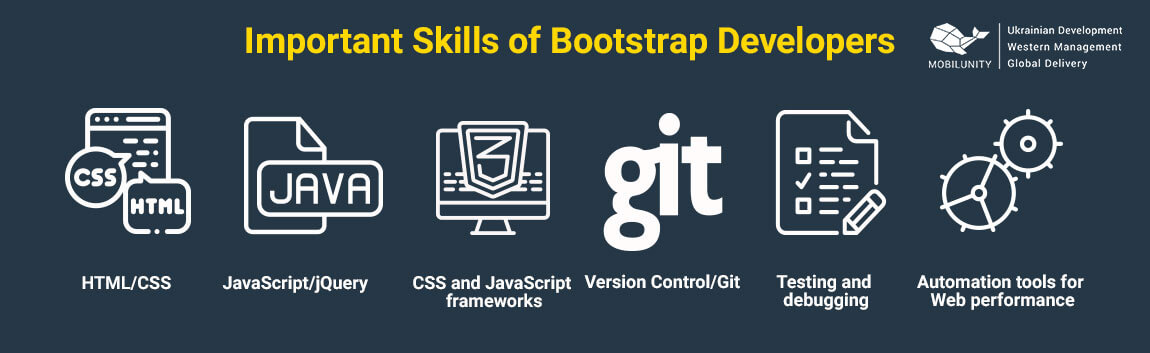 bootstrap developer tools and skills