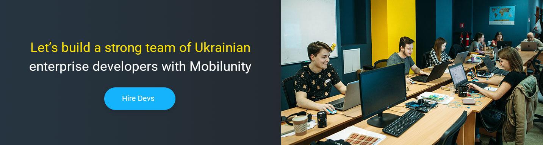 hire trusted enterprise developer at Mobilunity