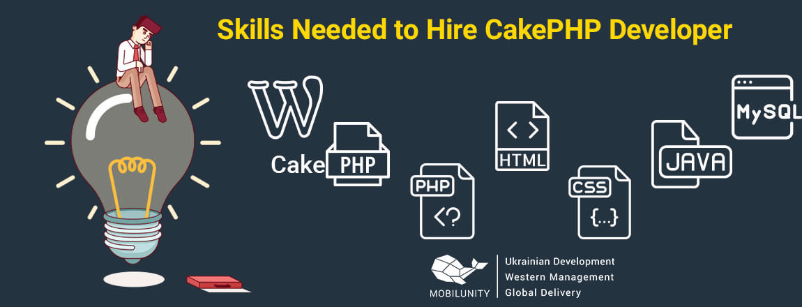 skills needed to hire cakephp programmer